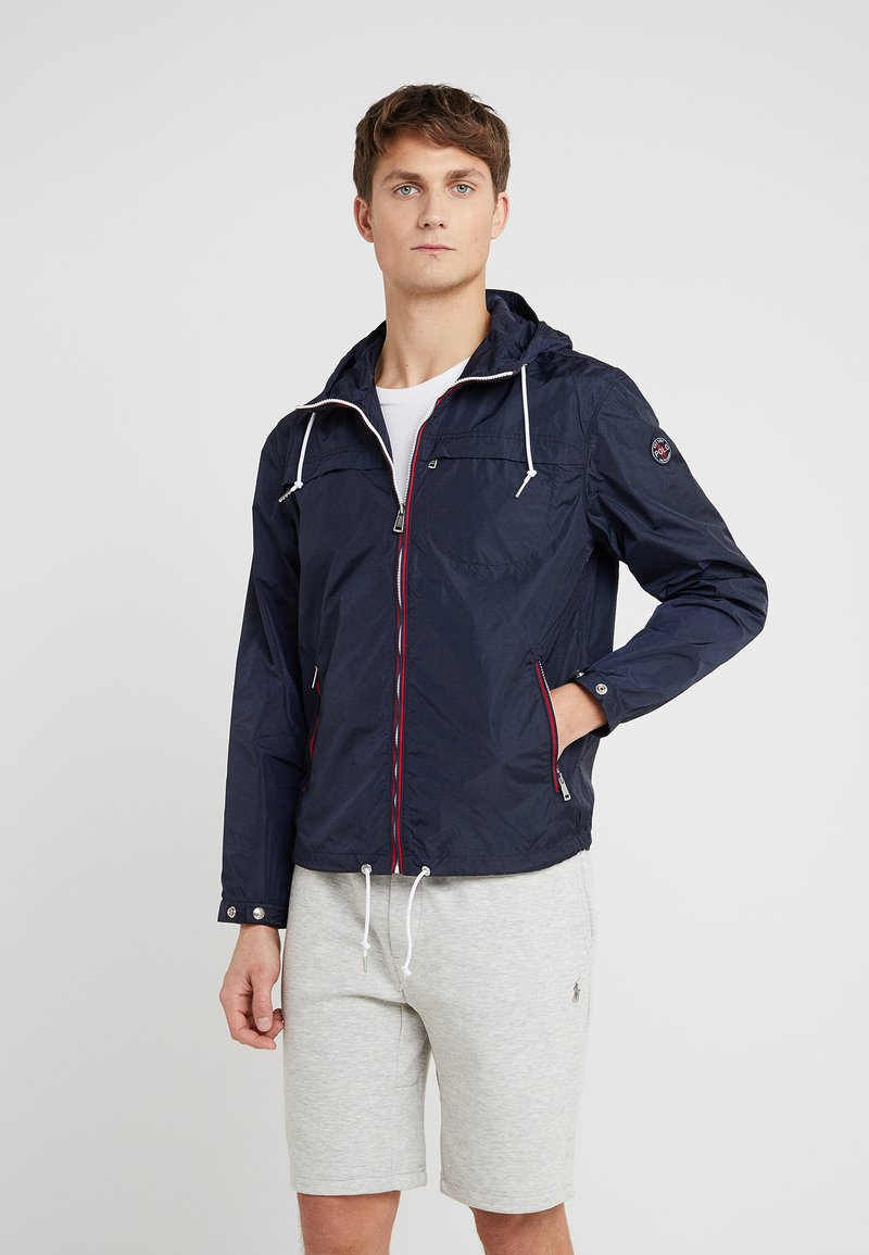 Polo Ralph Lauren - ANORAK JACKET - Summer jacket - aviator navy