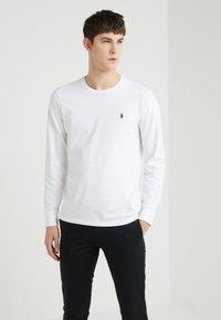 Polo Ralph Lauren - Long sleeved top - white - 0