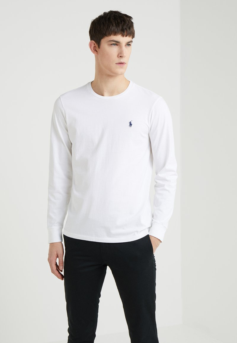 Polo Ralph Lauren - Long sleeved top - white