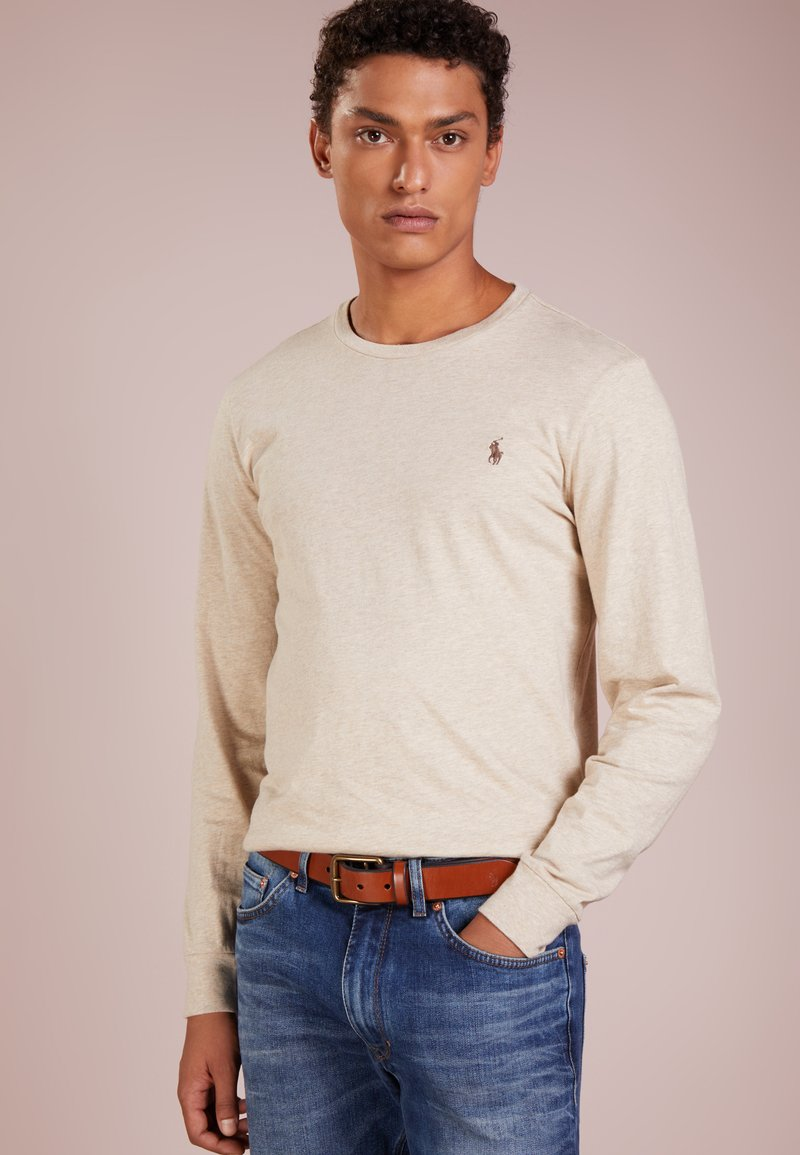 Polo Ralph Lauren - Long sleeved top - expedition dune