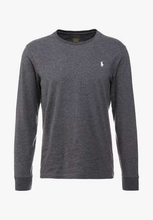 Long sleeved top - fortress grey heather
