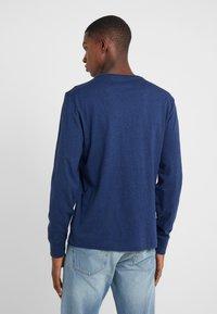Polo Ralph Lauren - Long sleeved top - monroe blue heath - 2