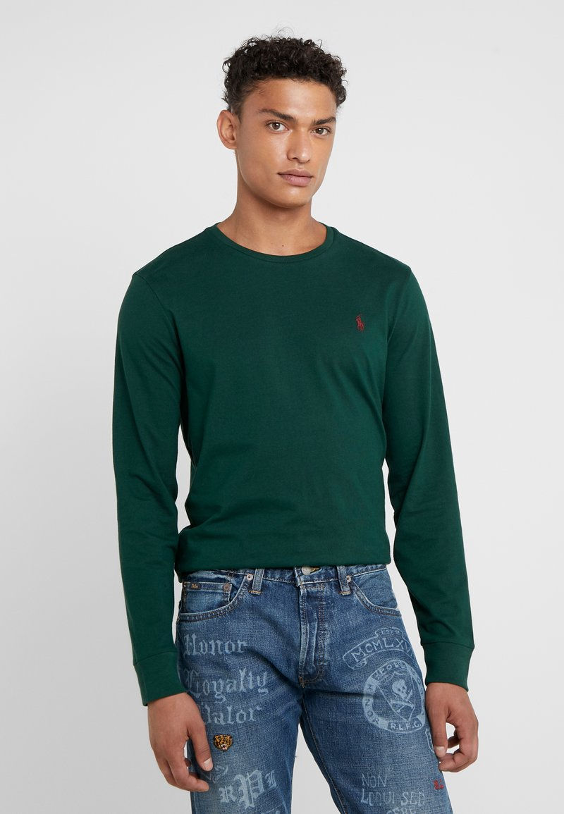 Polo Ralph Lauren - Long sleeved top - college green
