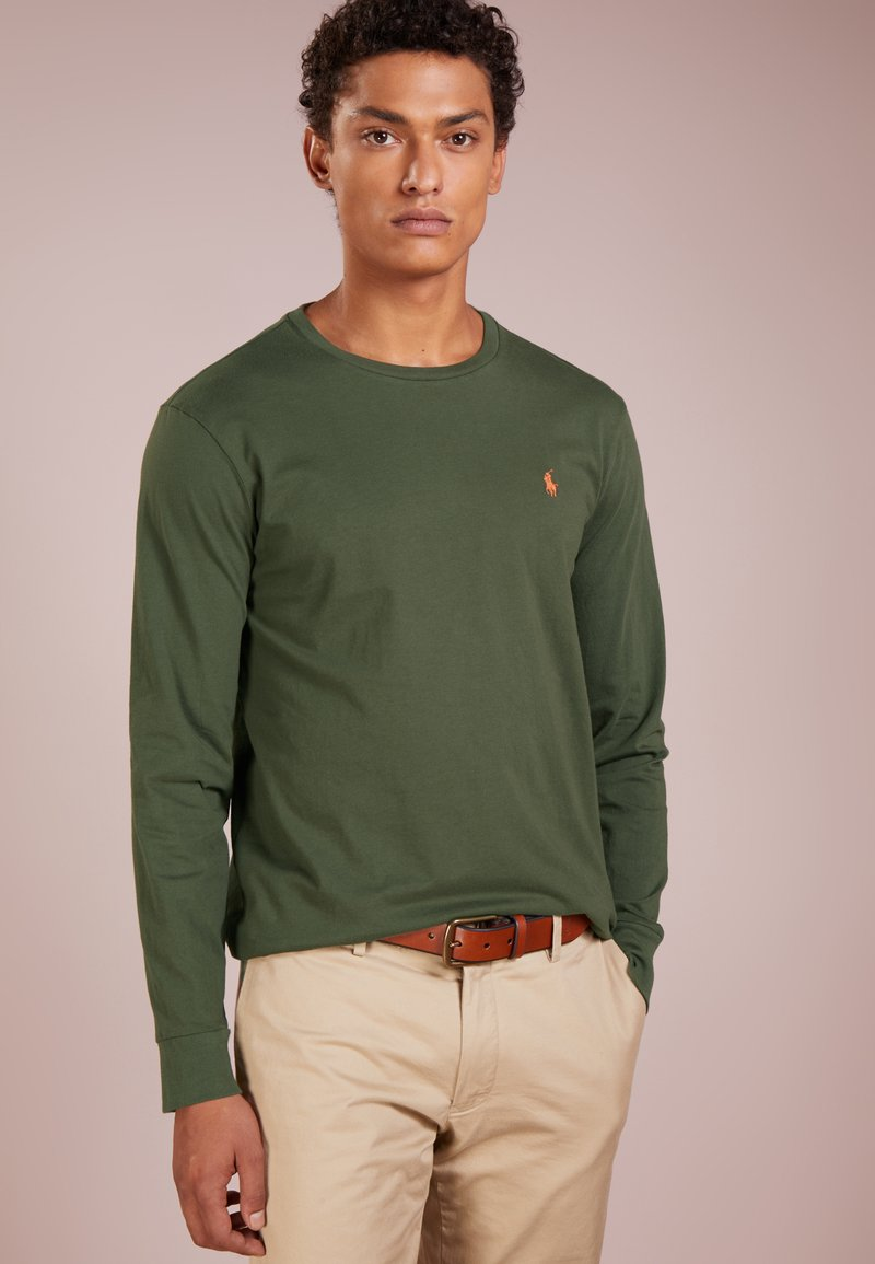 Polo Ralph Lauren - Long sleeved top - expedition olive