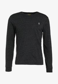 Polo Ralph Lauren - Camiseta de manga larga - black marl heather - 4