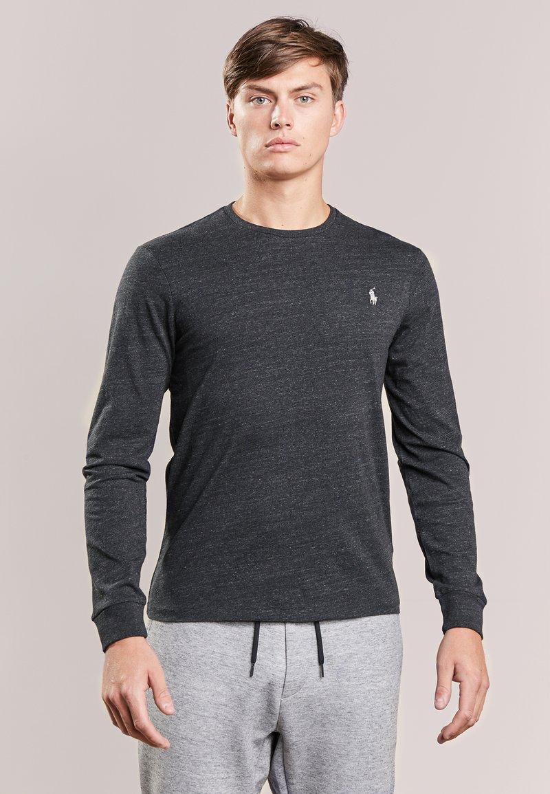 Polo Ralph Lauren - Camiseta de manga larga - black marl heather