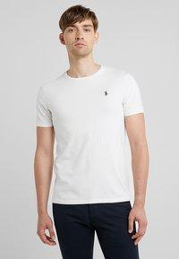 Polo Ralph Lauren - SLIM FIT - Basic T-shirt - nevis - 0