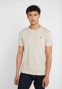 Polo Ralph Lauren - SLIM FIT - T-shirt basic - expedition dune - 0