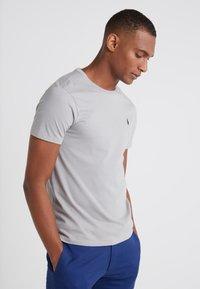 Polo Ralph Lauren - SLIM FIT - T-shirt basique - soft grey - 0