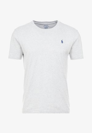 SLIM FIT - T-shirt basic - taylor heather