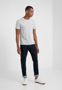 Polo Ralph Lauren - SLIM FIT - T-shirt basique - taylor heather