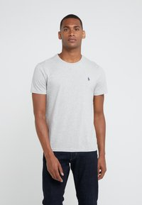 Polo Ralph Lauren - SLIM FIT - T-shirt basique - taylor heather - 0