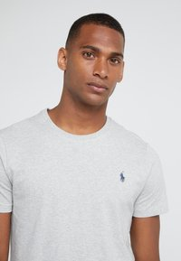 Polo Ralph Lauren - SLIM FIT - T-shirt basique - taylor heather - 3