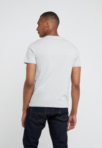 Polo Ralph Lauren - SLIM FIT - T-shirt basique - taylor heather - 2