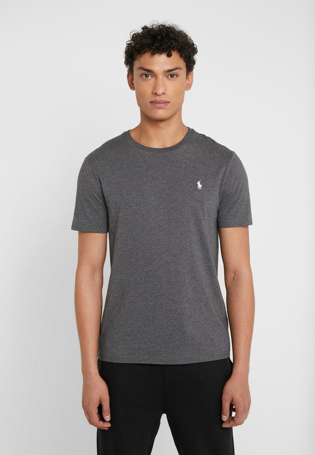 SLIM FIT - T-shirt - bas - fortress grey heather