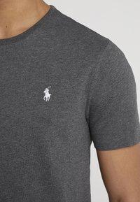 Polo Ralph Lauren - Jednoduché triko - fortress grey heather - 5