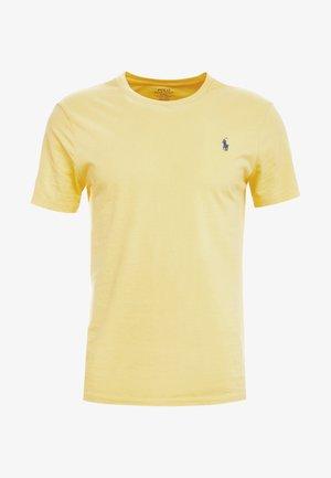 SLIM FIT - T-shirt basic - fall yellow