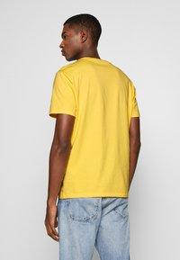 Polo Ralph Lauren - SHORT SLEEVE - Basic T-shirt - empire yellow - 2
