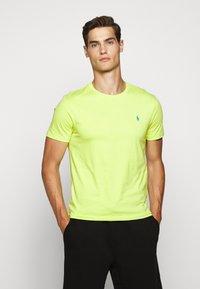 Polo Ralph Lauren - Jednoduché triko - bright pear - 0
