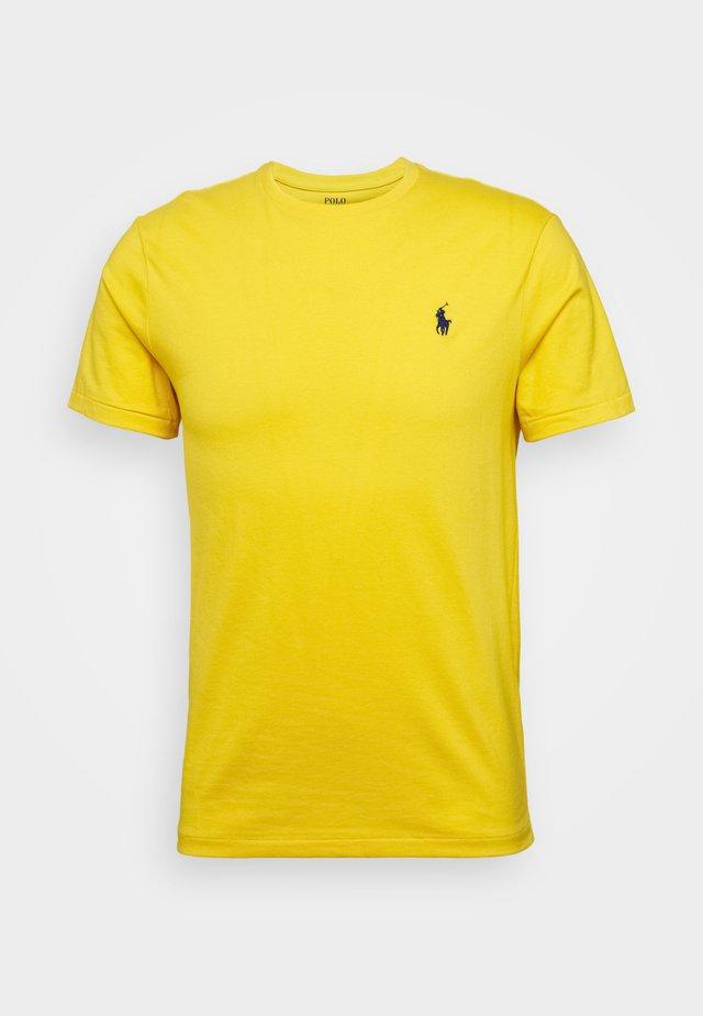 SHORT SLEEVE - Basic T-shirt - yellowfin