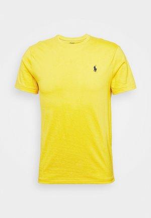Basic T-shirt - yellowfin