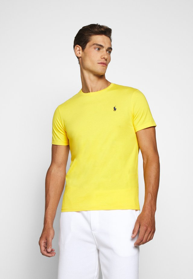 Basic T-shirt - yellowfin