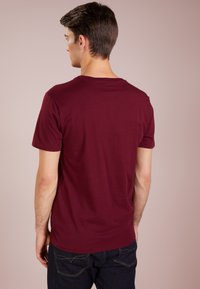 Polo Ralph Lauren - SLIM FIT - T-shirt basic - classic wine