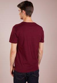 Polo Ralph Lauren - SLIM FIT - T-shirt basique - classic wine - 2