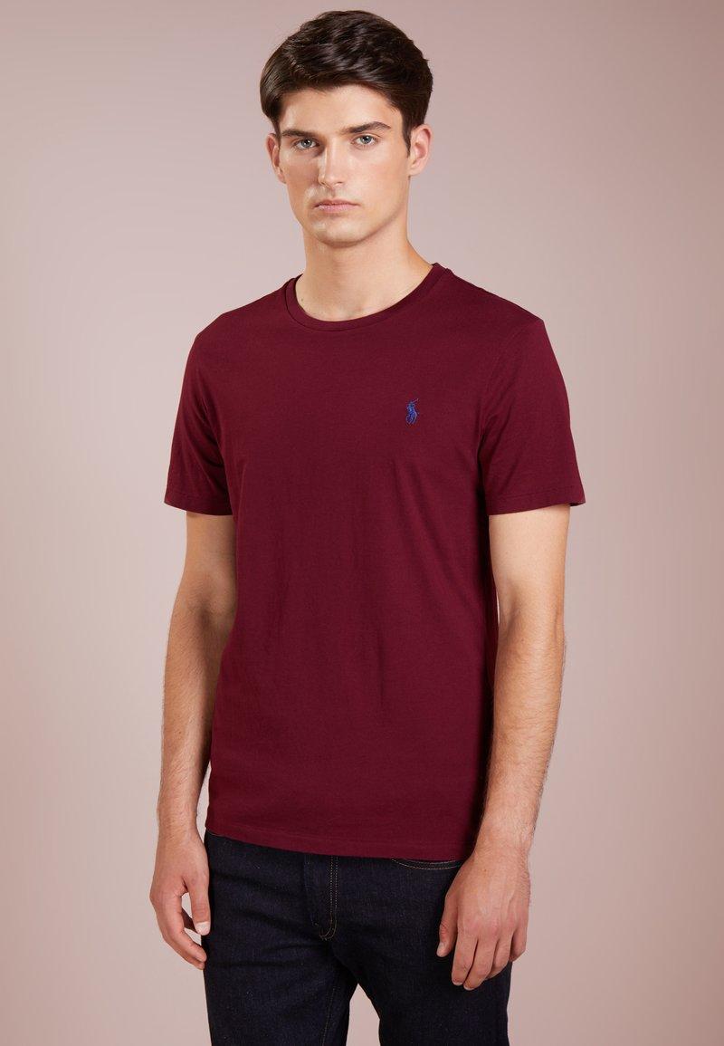 Polo Ralph Lauren - SLIM FIT - T-shirt basique - classic wine