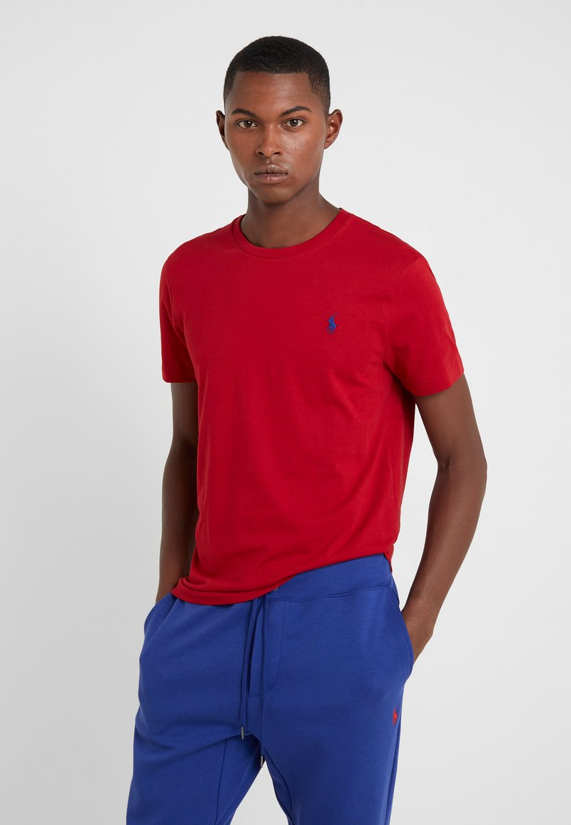 Polo Ralph Lauren - SLIM FIT - T-shirt basique - pioneer red