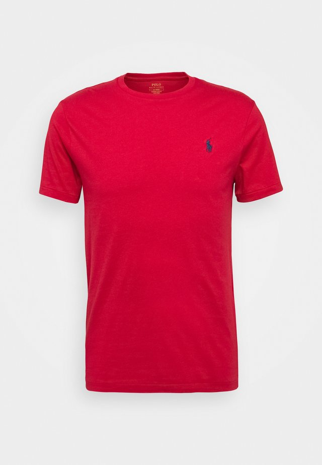 SHORT SLEEVE - T-shirt - bas - evening post red