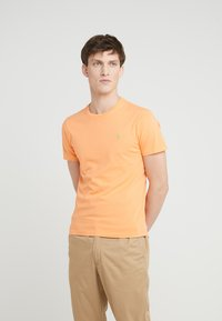 Polo Ralph Lauren - Jednoduché triko - key west orange - 0