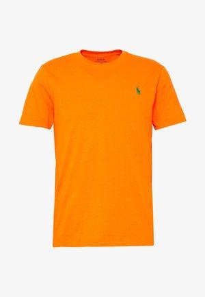 Basic T-shirt - bright signal ora