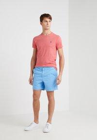 Polo Ralph Lauren - SLIM FIT - T-shirt basique - highland rose heather - 1