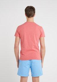 Polo Ralph Lauren - SLIM FIT - T-shirt basique - highland rose heather - 2