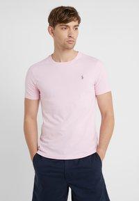 Polo Ralph Lauren - SLIM FIT - T-shirt basique - carmel pink - 0