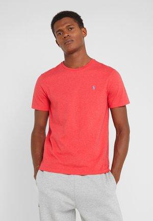 SLIM FIT - T-shirt basique - rosette heather