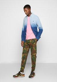 Polo Ralph Lauren - SLIM FIT - T-shirt basic - carmel pink - 1