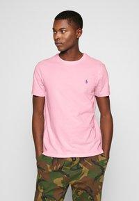 Polo Ralph Lauren - SLIM FIT - T-shirt basic - carmel pink - 0