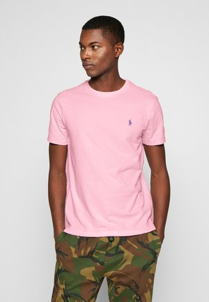 SLIM FIT - T-shirt basic - carmel pink
