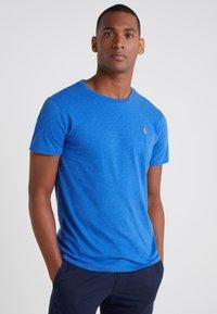 Polo Ralph Lauren - Jednoduché triko - dockside blue heather - 0