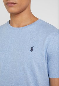Polo Ralph Lauren - SLIM FIT - T-shirt basique - jamaica heather - 4