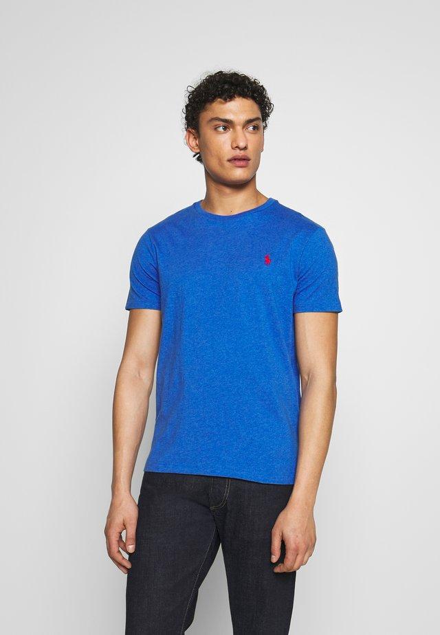 SLIM FIT - T-Shirt basic - dockside blue