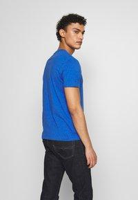 Polo Ralph Lauren - SLIM FIT - T-shirt basique - dockside blue - 2