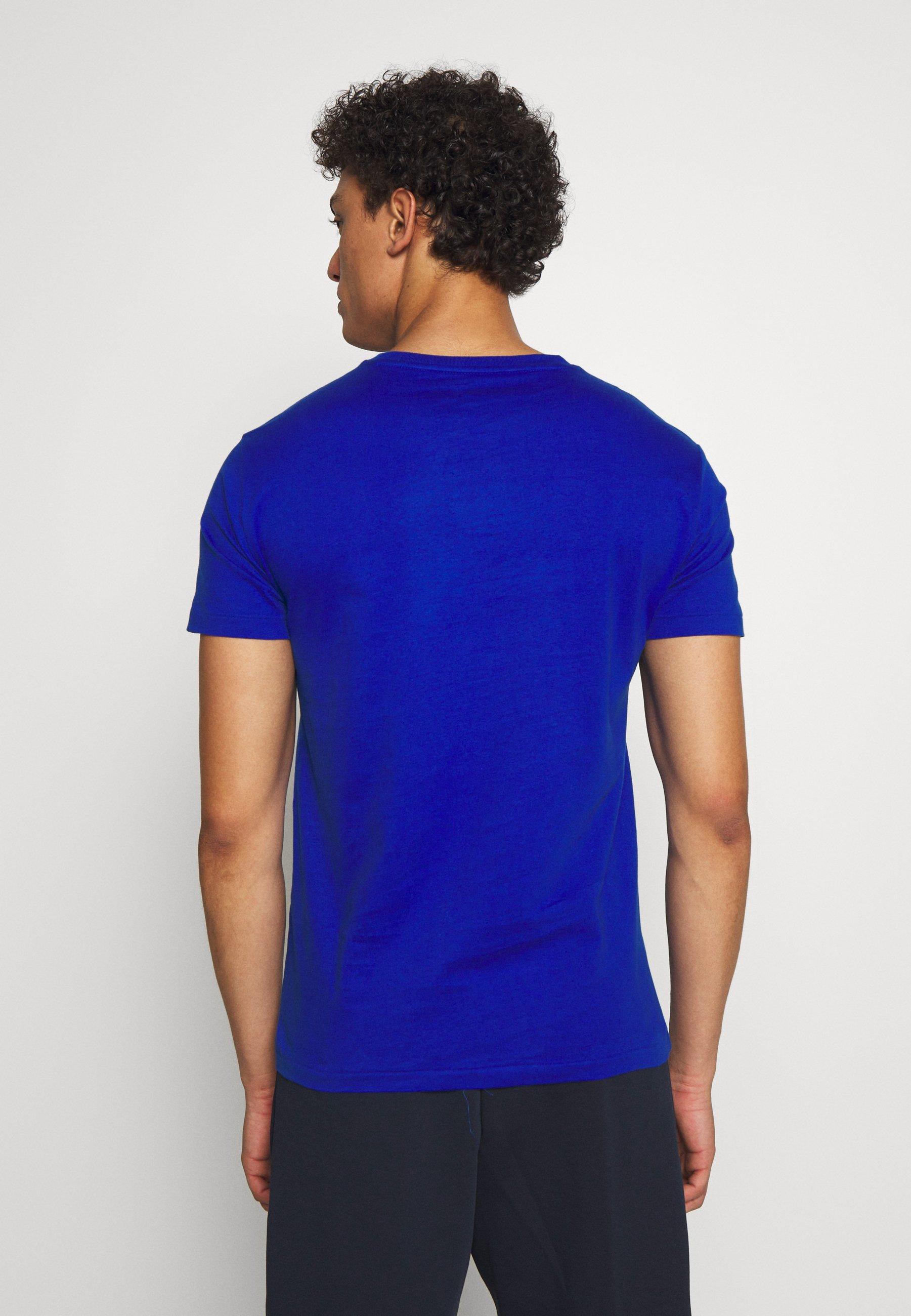 Polo Ralph Lauren T-shirts Basic - Pacific Royal