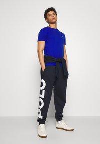 Polo Ralph Lauren - SHORT SLEEVE - Jednoduché triko - pacific royal - 1