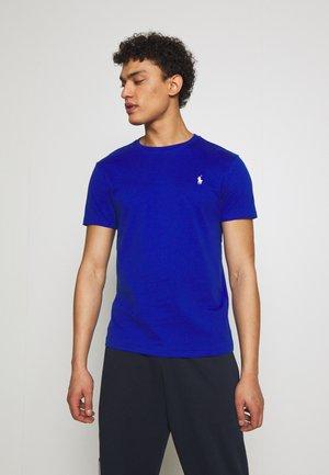 SLIM FIT - T-shirt - bas - pacific royal