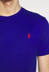 Polo Ralph Lauren - SLIM FIT - T-shirt basique - royal - 5