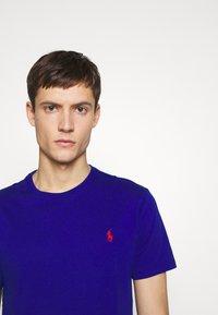 Polo Ralph Lauren - SLIM FIT - T-shirt basique - royal - 3