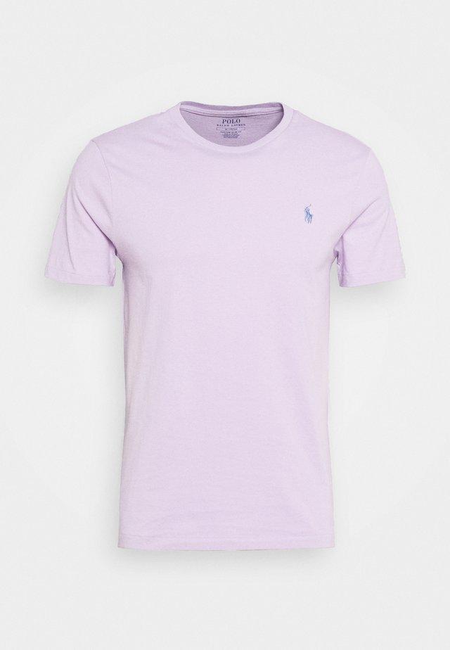 SLIM FIT - Camiseta básica - spring iris